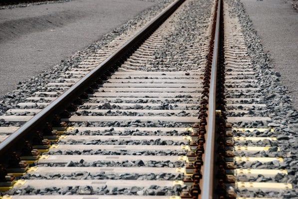 Railway weighbridge