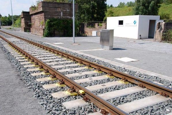 railroad car scale