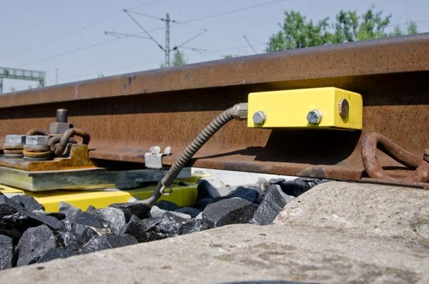 railway weighing