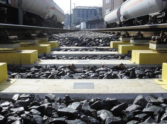 railroad scale service